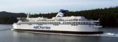 Victoria BC ferries picture