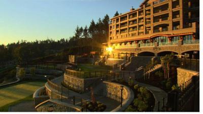 Bear Mountain Resort - Home to Kama Sushi