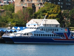 picture of Victoria Clipper ferry