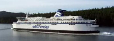 Victoria BC ferries picture